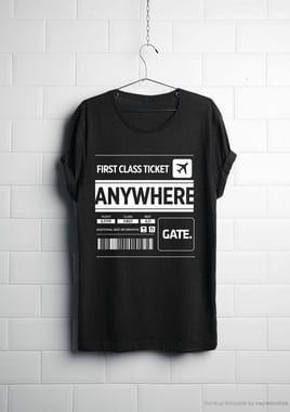 Camisa Anywhere