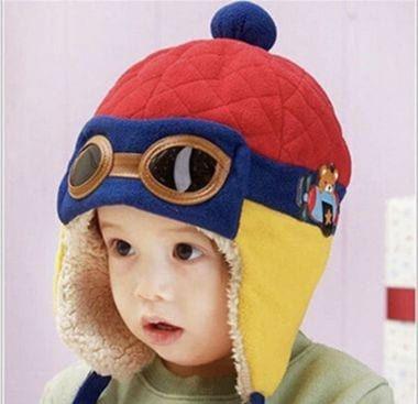 Touca Chapéu de Piloto Nenem - 02 modelos
