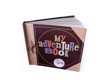 Álbum de Fotos - My Adventure Book