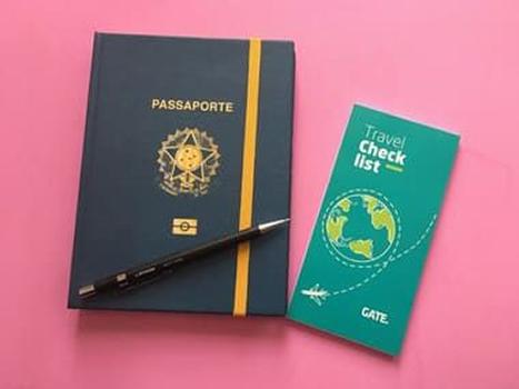 Moleskine Passaporte