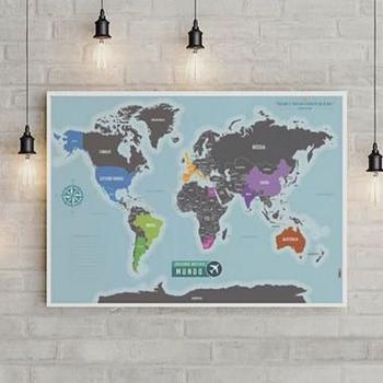 Mapa Raspadinha Azul