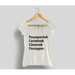 Kit 03 blusas viajantes