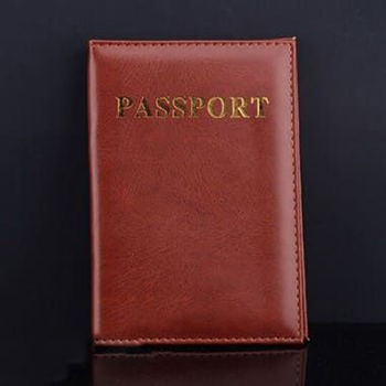 Porta Passaporte - Passport