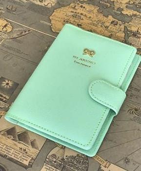 Porta Passaporte Viaje o Mundo